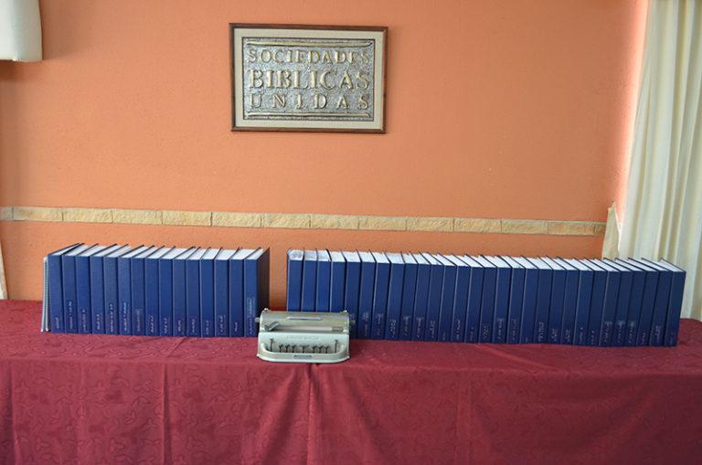 La Biblia Completa en Braille (63)